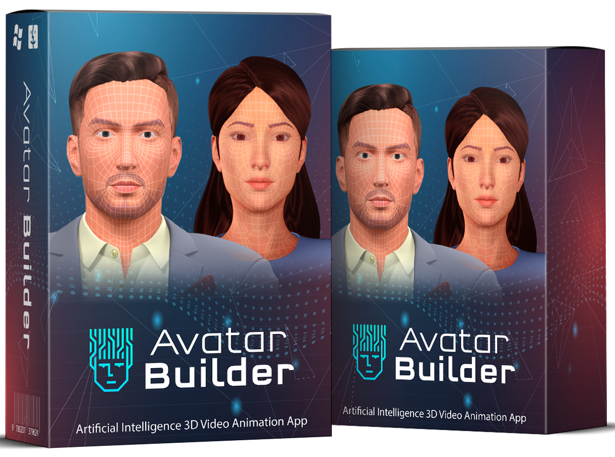 AvatarBuilder Review   Discount Coupon   OTO Details, Features, Pros & Cons   The ONLY video animation app to feature next-generation 3D Animation